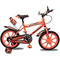 Hifzaa Kids Cycle BMX -Steel Rim- 16 T for 5 to 8 Years-SEMI Assembled