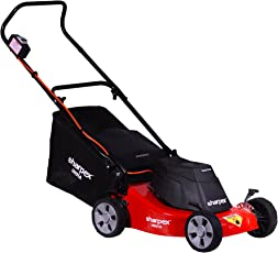 Mowers tractors online buy mowers tractors in india best sharpex electric lawn mower with grass catcher 16 inch multicolour fandeluxe Choice Image