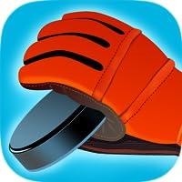 Eishockey Torwart 3D