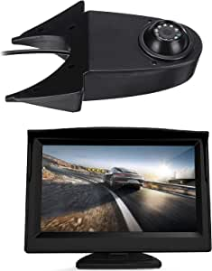 Hd 720p Roof Edge Parking Aid Reversing Camera Elektronik