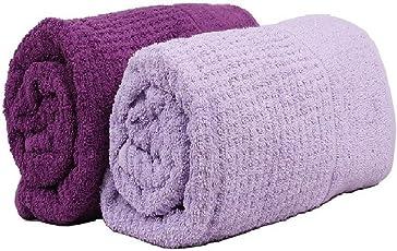 Trident Classic Aroma Lavender Fragrance Bath Towels Set