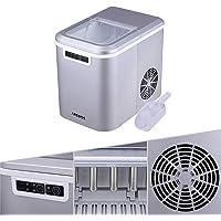 Arebos Machine à glaçons | 2,2L | Icemaker Machine à glace 12KG | en 24h