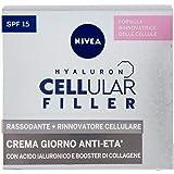 Nivea Cellular Filler Crema Giorno Viso Antirughe, 50ml