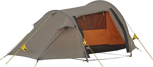 Wechsel Tents Aurora 1 Tunnelzelt - Travel Line - 1-Personen-Zelt, 5.000 mm Wassersäule, Laurel Oak