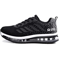 Homme Femme Baskets Chaussures de Course Sneakers Outdoor Running Sports Fitness Gym Shoes