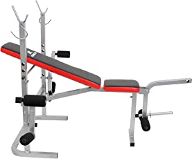 Kamachi B-005 Adjustable Weight Lifting Multi-Function Incline, Flat & Decline Bench Press (Made in Taiwan)