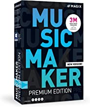 Music Maker - 2020 Premium Edition - Mehr Sounds. Mehr Möglichkeiten. Einfach Musik machen.|Premium|Mehrere|Limitless|PC|Dis