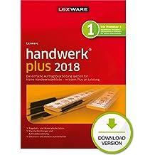 Lexware handwerk plus 2018 Download Jahresversion (365-Tage)
