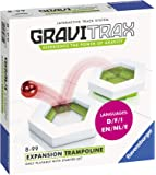 Ravensburger 4005556276219 GraviTrax Trampoline Accessory-Marble Run & Construction Toy for Kids Age 8 Years and up-English Version