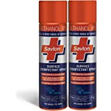 Savlon Surface Disinfectant Spray Sanitizer, Germ Protection on Hard & Soft Surfaces, 170g (230ml)(Pack of 2)