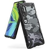 Ringke Case for Xiaomi Mi Note 10 / Note 10 Pro / CC9 Pro Hard Back Cover Fusion-X Ergonomic Transparent Shock Absorption TPU