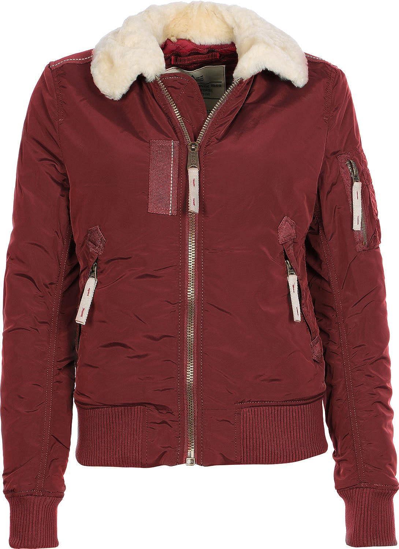 best loved 5d666 39741 Alpha Industries Ladies Jacket Injector III Wmn: Amazon.co ...