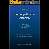 Homöopathische Arzneien (German Edition)