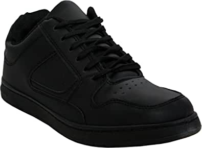 Dek Mens Lace Up Fastening Casual Flat Padded Lining Sports Sneakers Trainers Shoes UK Sizes 6-12