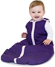 baby deedee Sleep Nest Baby Sleeping Bag, Sugar Plum, Large (18-36 Months)