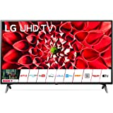LG UHD TV 49UN71006LB.APID, Smart TV 49'', LED 4K IPS Display, Modello 2020