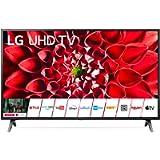 LG UHD TV 49UN71006LB.APID, Smart TV 49'', LED 4K IPS Display, Modello 2020, Alexa integrata