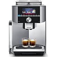 Siemens TI917531DE EQ.9 s700 Kaffeevollautomat (1500 Watt, maximales Aroma, 2 Bohnenbehälter, vollautomatische…