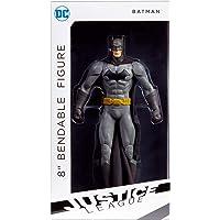 NJ Croce Justice League New 52 Batman Bendable Figure, Multi Color (8-inch)