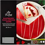 Morrisons The Best Raspberry and Mascarpone Dome Gateau, 650g (Frozen)