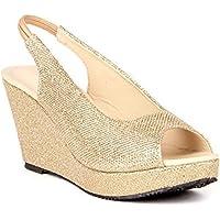 Fashion designer Girls Kids Heel Sandals