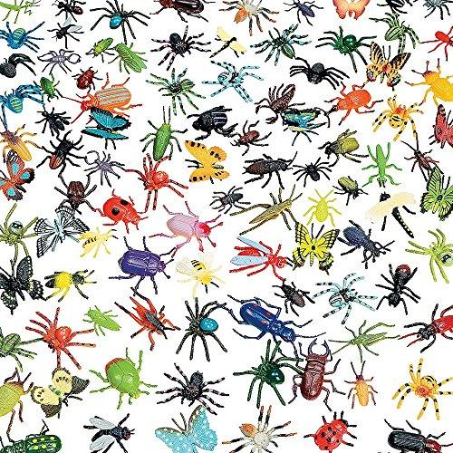30 Krabbelkäfer Dschungelparty Halloween Gespensterparty Käfer Spinnen