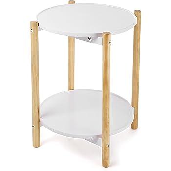 Suhu Table Basse Petite Ronde De Jardin Table Dappoint Plastique ...