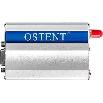 OSTENT GSM Modem with Wavecom Q2303A Module USB Interface AT