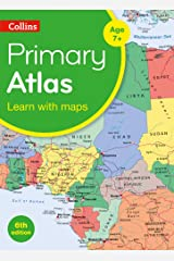 Collins Primary Atlas (Collins Primary Atlases) Paperback