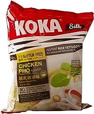 Koka Silk Gluten Free Rice Fettuccine Chicken PHO Flavour (70g)