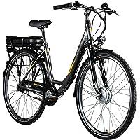 Zündapp Z502 E Bike Damen Pedelec 28 Zoll E-Bike Elektrofahrrad mit Nabenschaltung Ebike Damen City Bike Hollandrad mit…