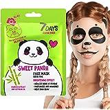 Masque d'Animaux 1 pièce Panda Relax Visage Nettoyé Effet d'éclat de la peau Cadeau parfait pour Marriage Formule Efficace to