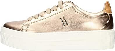 ALVIERO MARTINI Sneakers Ecopelle Laminata Colore Nude - ZP136207C0387 (Numeric_40)