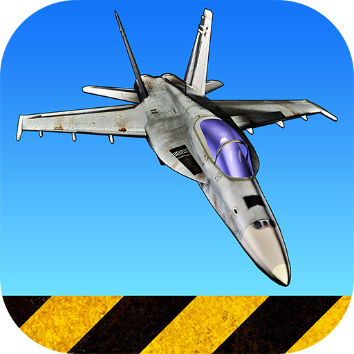 F18 Carrier Landing Lite -