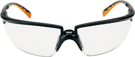 3M™ Solus™ Occhiali di protezione, trasparente, antigraffio, 71505-00001M