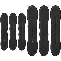 6 pezzi tagliacapelli versione aggiornata forcina spugna clip per capelli styling ciambella capelli twist wreath…