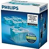 Philips Schoonmaakcartridge - Reinigt tot 10x beter dan water en verwijdert schuim en gel - Geschikt voor SmartClean-systemen