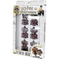 Cinereplicas - Harry Potter - Moule à chocogrenouille avec 6 boites et 12 Cartes Magiques - Licence Officielle