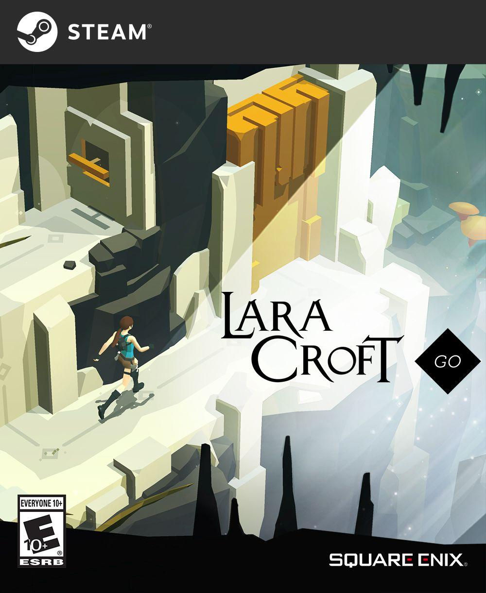Lara Croft GO [PC/Mac Code - Steam] (Mac Unterwäsche)