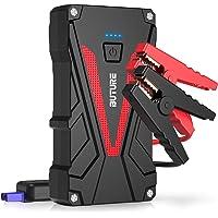 BuTure Booster Batterie, Crête 1200A, 15800mAh Démarrage de Voiture (Jusqu'à 7.0L Essence/6.0L Gazole) Portable Jump…