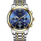 LIGE Fashion Men Watch Quartz Watch Sport Watch