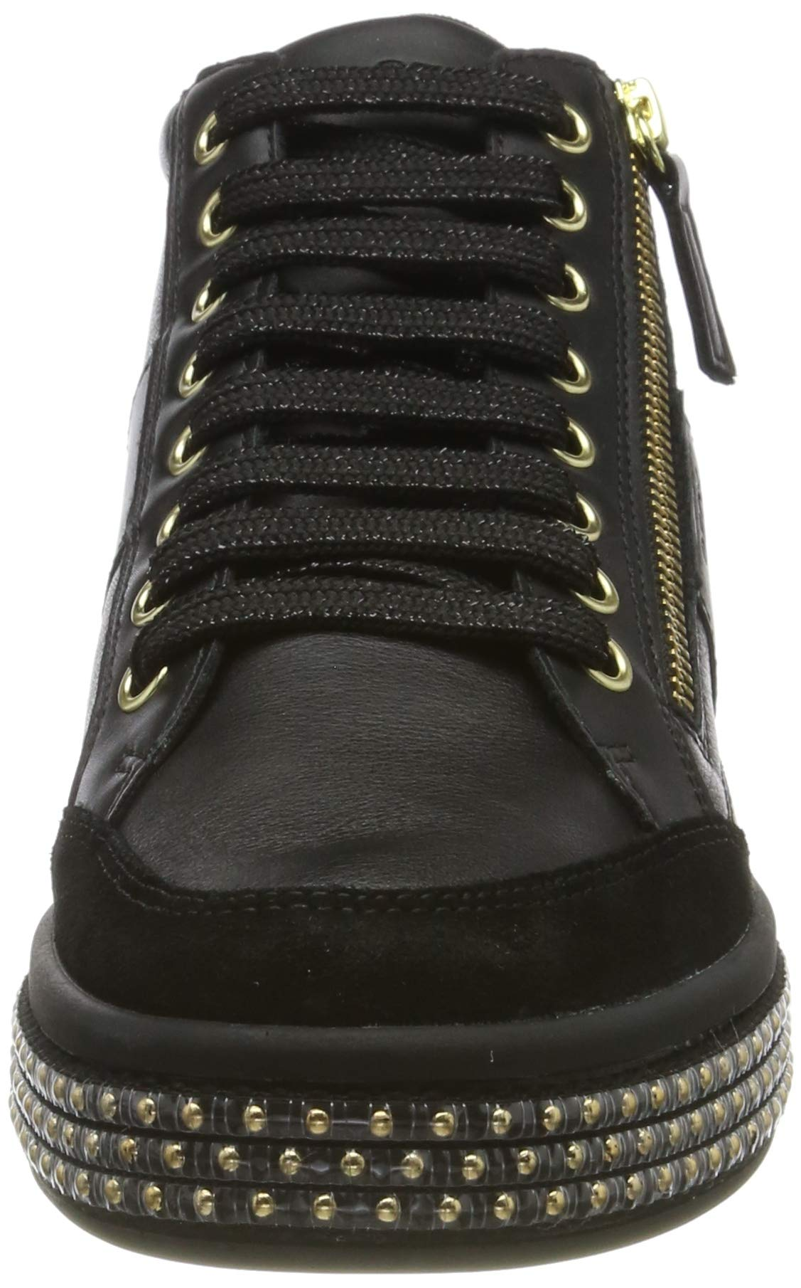 Geox Damen D Leelu' G Sneaker 4