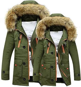 3XL Neu Damenmode Baumwolle Daunenjacke Kapuze Winter Snow Warm Oversize Parkas