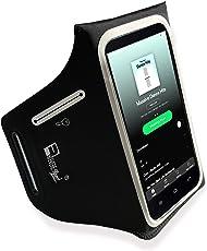 """Impermeabile iPhone Plus 8/7/6 Sportive Fascia da Braccio. Custodia Porta Telefono per corridori, allenamenti, palestra, Fitness e Sport (Armband 5.6"""")"""