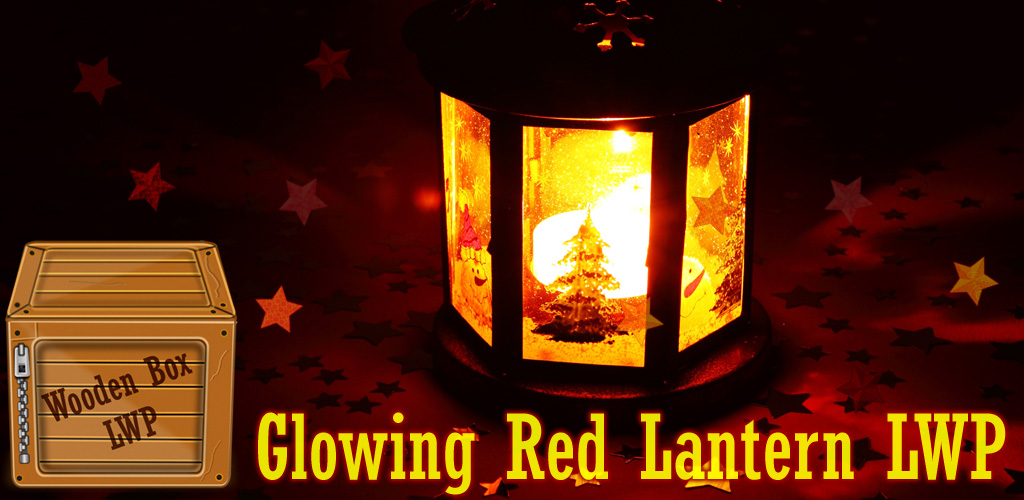 Glowing Red Lantern Live Wallpaper Amazoncouk Appstore