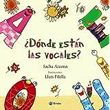 ¿Dónde están las vocales? (Castellano - A PARTIR DE 3 AÑOS - ÁLBUMES - Otros álbumes)