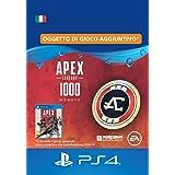 APEX Legends: 1,000 Coins (PSN Wallet Top-Up) | Codice download per PS4 - Account italiano