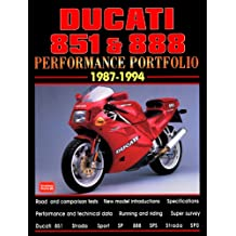 Ducati 851 & 888 1987-1944 -Performance Portfolio