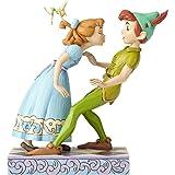 """Disney Traditions, Figura de Peter Pan y Wendy """"Un Beso Inesperado"""", Enesco"""