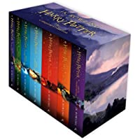 Harry Potter Box Set: The Complete Collection (Children's Paperback) (Set of 7 Volumes)